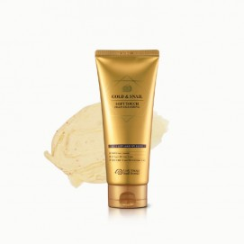 GOLD SNAIL SOFT TOUCH FOAM CLEANSING
