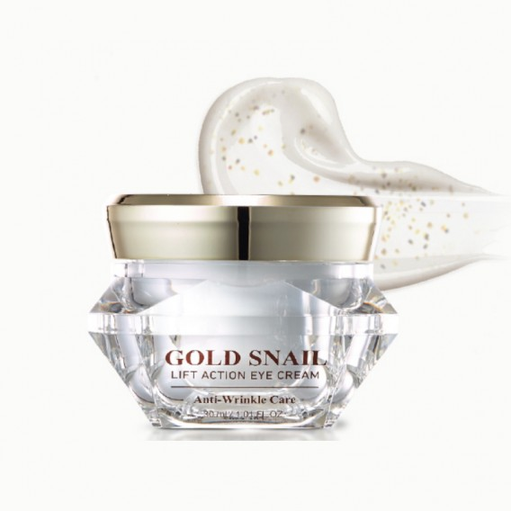 GOLD SNAIL LIFT ACTION CREAM ANTI-WRINKLE CARE