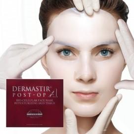 Pleťová maska DERMASTIR BIO-Cellular RETEXTURIZING - Tvár