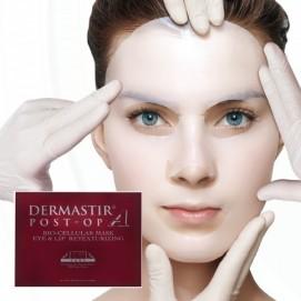 Pleťová maska DERMASTIR BIO-Cellular RETEXTURIZING oči a pery