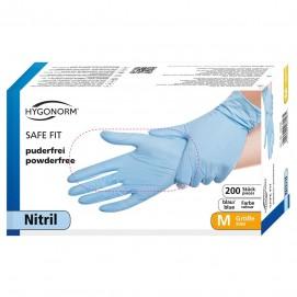 Nitrilové rukavice - 200 ks